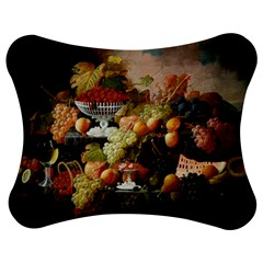 Abundance Of Fruit Severin Roesen Jigsaw Puzzle Photo Stand (bow)