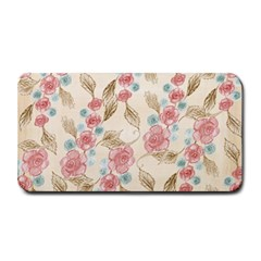 Background Page Template Floral Medium Bar Mats