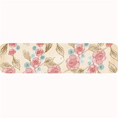Background Page Template Floral Large Bar Mats