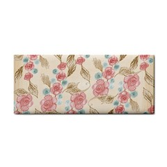 Background Page Template Floral Cosmetic Storage Cases