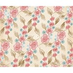 Background Page Template Floral Deluxe Canvas 14  x 11  14  x 11  x 1.5  Stretched Canvas