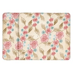Background Page Template Floral Samsung Galaxy Tab 8 9  P7300 Flip Case