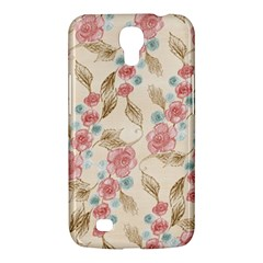 Background Page Template Floral Samsung Galaxy Mega 6 3  I9200 Hardshell Case