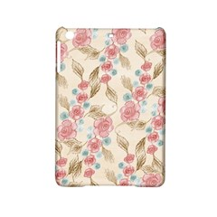 Background Page Template Floral Ipad Mini 2 Hardshell Cases