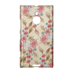 Background Page Template Floral Nokia Lumia 1520