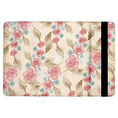 Background Page Template Floral Ipad Air Flip