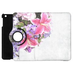 Background Grunge Rustic Green Apple Ipad Mini Flip 360 Case