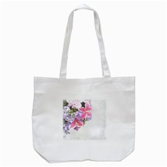Background Grunge Rustic Green Tote Bag (white)