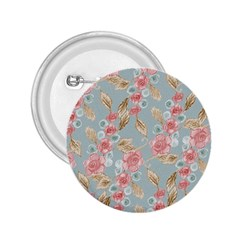 Background Page Template Floral 2 25  Buttons