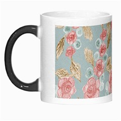 Background Page Template Floral Morph Mugs