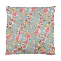 Background Page Template Floral Standard Cushion Case (one Side)