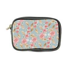 Background Page Template Floral Coin Purse