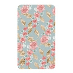 Background Page Template Floral Memory Card Reader
