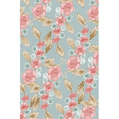 Background Page Template Floral 5 5  X 8 5  Notebooks