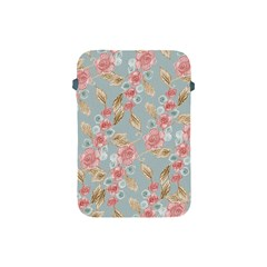 Background Page Template Floral Apple Ipad Mini Protective Soft Cases