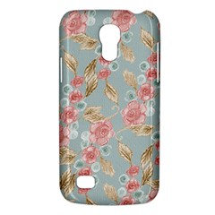 Background Page Template Floral Galaxy S4 Mini