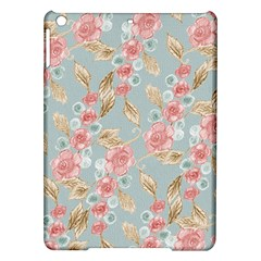 Background Page Template Floral Ipad Air Hardshell Cases