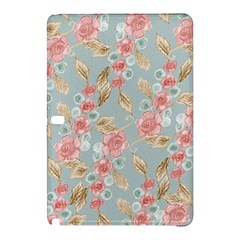 Background Page Template Floral Samsung Galaxy Tab Pro 12 2 Hardshell Case