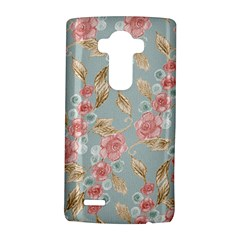 Background Page Template Floral Lg G4 Hardshell Case