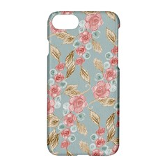 Background Page Template Floral Apple Iphone 7 Hardshell Case
