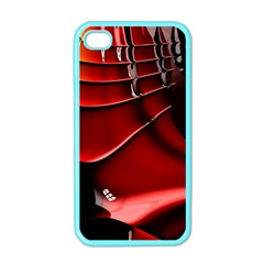 Fractal Mathematics Abstract Apple Iphone 4 Case (color)