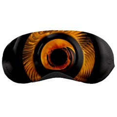 Fractal Mathematics Abstract Sleeping Masks