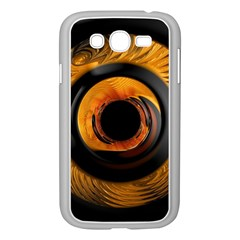 Fractal Mathematics Abstract Samsung Galaxy Grand Duos I9082 Case (white)