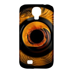Fractal Mathematics Abstract Samsung Galaxy S4 Classic Hardshell Case (pc+silicone)