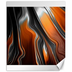Fractal Structure Mathematics Canvas 20  X 24