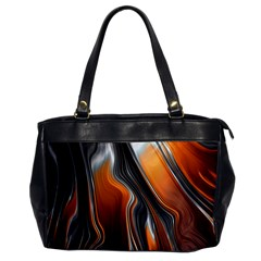 Fractal Structure Mathematics Office Handbags