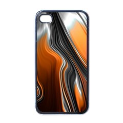 Fractal Structure Mathematics Apple Iphone 4 Case (black)