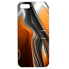Fractal Structure Mathematics Apple Iphone 5 Hardshell Case With Stand