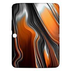 Fractal Structure Mathematics Samsung Galaxy Tab 3 (10 1 ) P5200 Hardshell Case