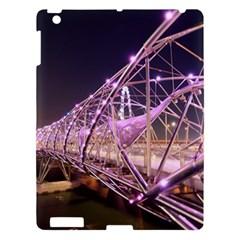 Helixbridge Bridge Lights Night Apple Ipad 3/4 Hardshell Case