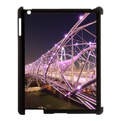 Helixbridge Bridge Lights Night Apple Ipad 3/4 Case (black)