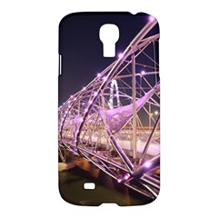 Helixbridge Bridge Lights Night Samsung Galaxy S4 I9500/i9505 Hardshell Case