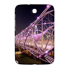 Helixbridge Bridge Lights Night Samsung Galaxy Note 8 0 N5100 Hardshell Case