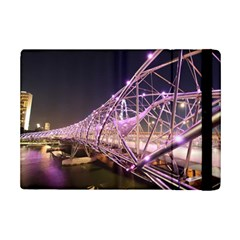 Helixbridge Bridge Lights Night iPad Mini 2 Flip Cases