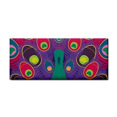 Peacock Bird Animal Feathers Cosmetic Storage Cases