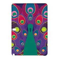 Peacock Bird Animal Feathers Samsung Galaxy Tab Pro 12 2 Hardshell Case