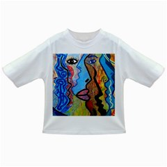 Graffiti Wall Color Artistic Infant/toddler T Shirts