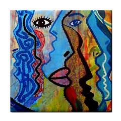 Graffiti Wall Color Artistic Face Towel