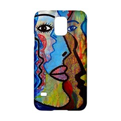 Graffiti Wall Color Artistic Samsung Galaxy S5 Hardshell Case