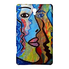 Graffiti Wall Color Artistic Samsung Galaxy Tab S (8 4 ) Hardshell Case