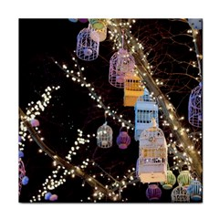 Qingdao Provence Lights Outdoors Tile Coasters