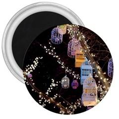 Qingdao Provence Lights Outdoors 3  Magnets