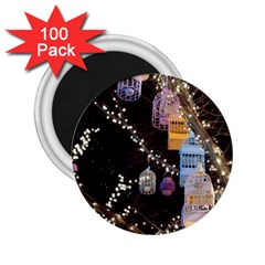 Qingdao Provence Lights Outdoors 2 25  Magnets (100 Pack)
