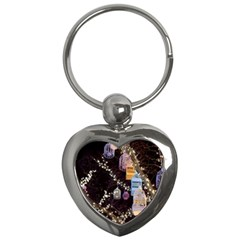 Qingdao Provence Lights Outdoors Key Chains (heart)