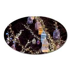 Qingdao Provence Lights Outdoors Oval Magnet