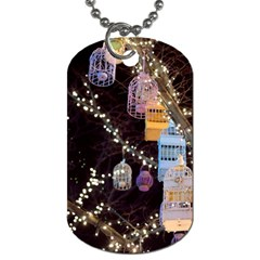 Qingdao Provence Lights Outdoors Dog Tag (two Sides)